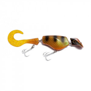 Headbanger Tail - Rusty Perch - Floating