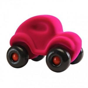 Rubbabu - Mikro, autó (rózsaszín)