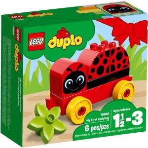 LEGO Duplo - Első katicabogaram (10859)