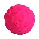 Rubbabu - Fejlesztő labda (rózsaszín)