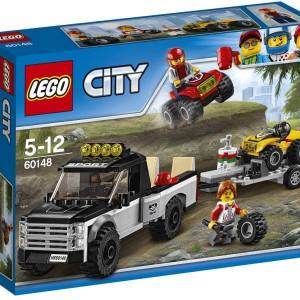 LEGO City - ATV versenycsapat (60148)