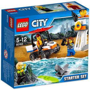 LEGO City - Parti őrség kezdőkészlet (60163)