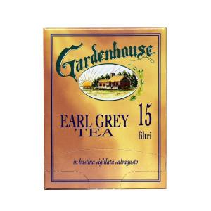 Ceai la plic Gardenhouse - EARL GREY