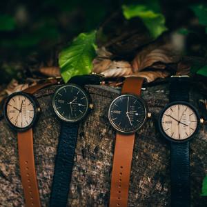 Ceasuri din lemn