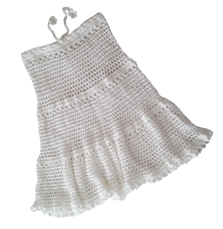 Crochet Skirt Pattern Cool Design