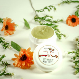 Eczema Salve Whipped Body Butter 50 ml