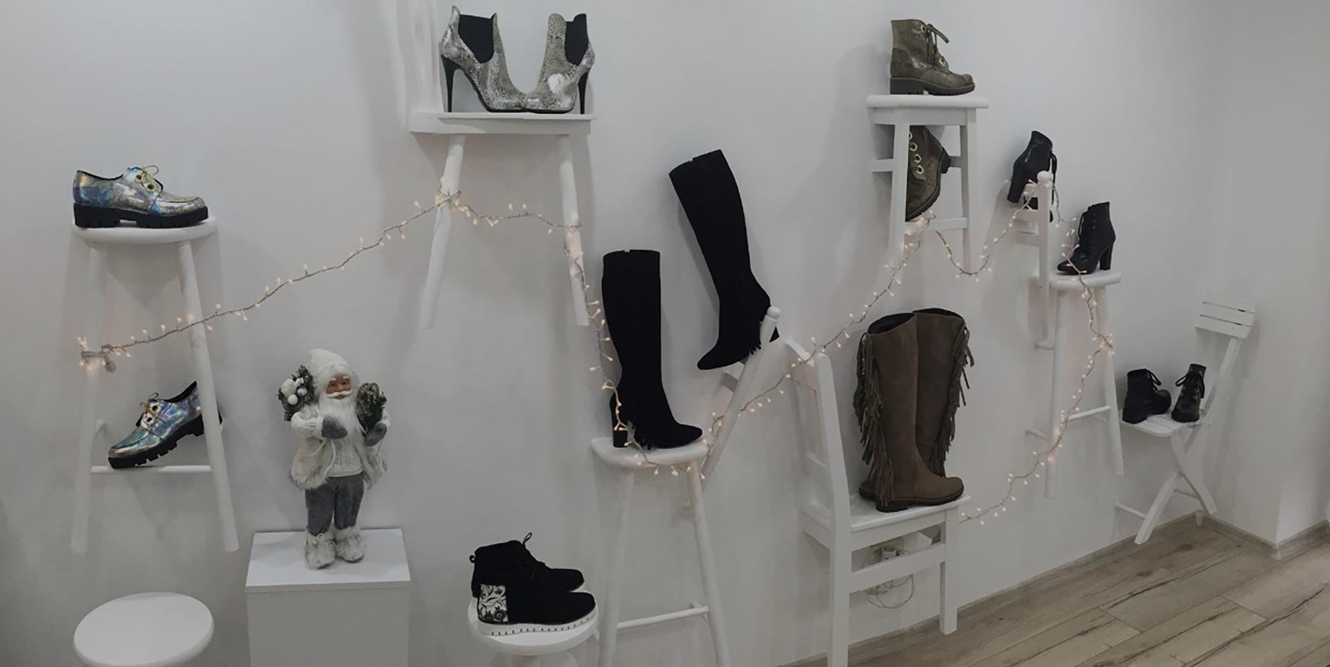 LTS Shoe Design
