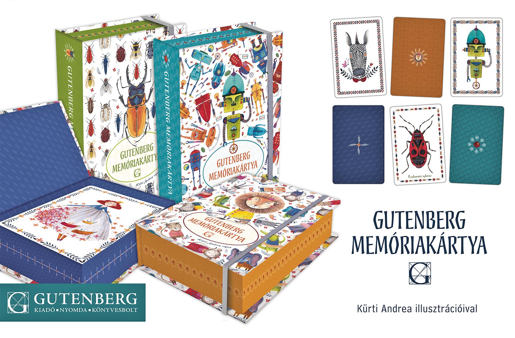 Gutenberg memóriakártya