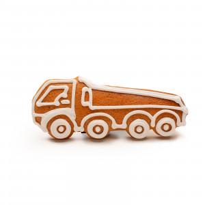 Camion de turtă dulce (natur)
