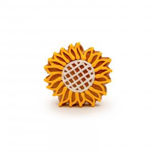 Floarea soarelui de turtă dulce