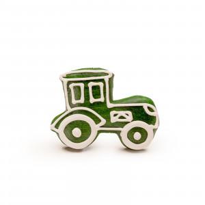 Tractor de turtă dulce (verde)