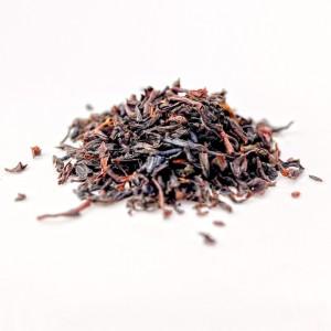 Vaníliával ízesített fekete tea