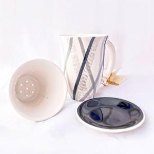 Tea Line Gray