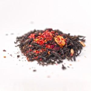 Málna izű fekete tea
