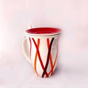 Tea Line Red